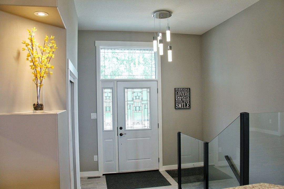 Halcyon Homes - Bethune Front Entrance 2
