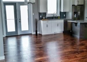 Custom Home - Main Floor Open Concept