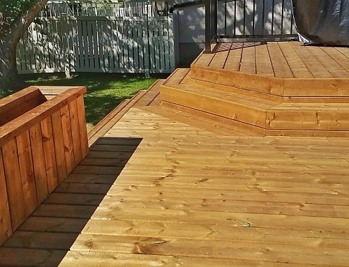 Halcyon Homes Deck Photo