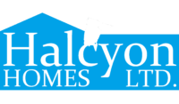 Halcyon Homes Ltd. – Regina Saskatchewan Custom home Builder Logo