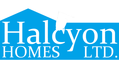 Halcyon Homes Ltd. – Regina Sask Custom home Builder Mobile Retina Logo